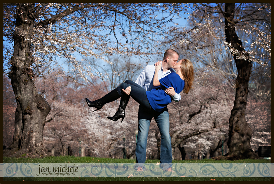 021 (1) - cherry blossom engagement picture