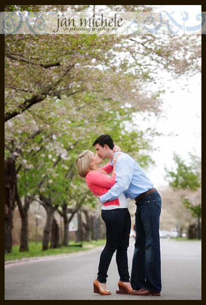 36Washington DC Cherry Blossom Engagement Photos