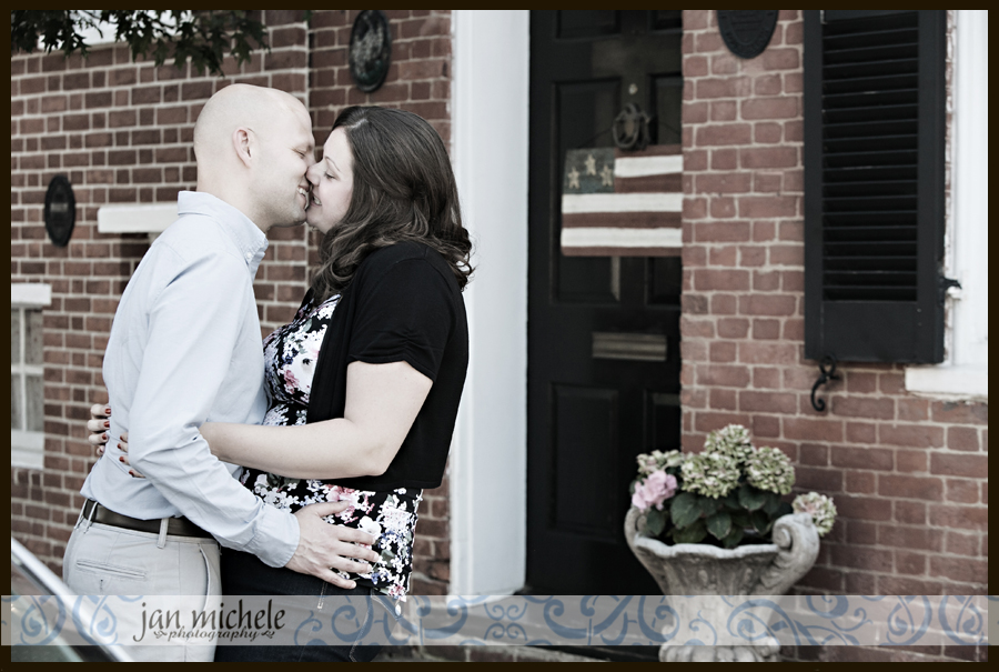 007 Old Town Alexandria VA Engagement Pictures