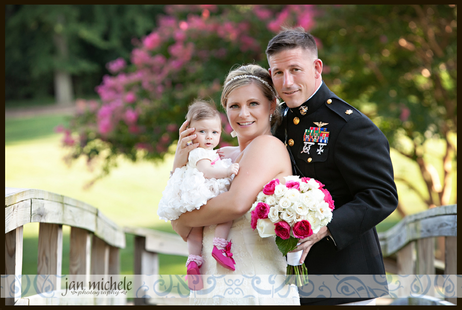 Army navy wedding