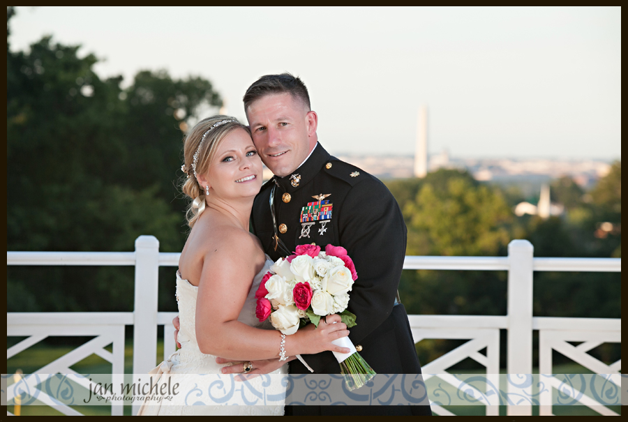 5022Army Navy Country Club Wedding Pictures