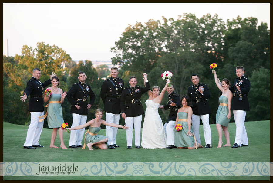 5035Army Navy Country Club Wedding Pictures
