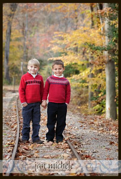 06 Fairfax Fall Family Photos
