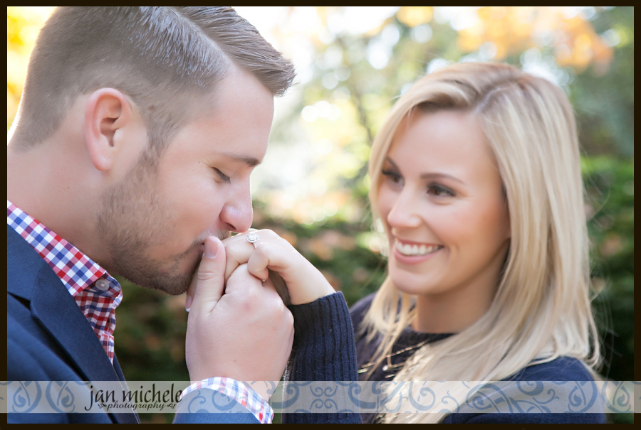 008 Georgetown Engagement Picture