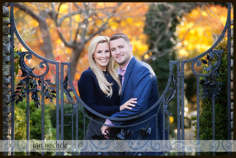 012 Georgetown Engagement Picture