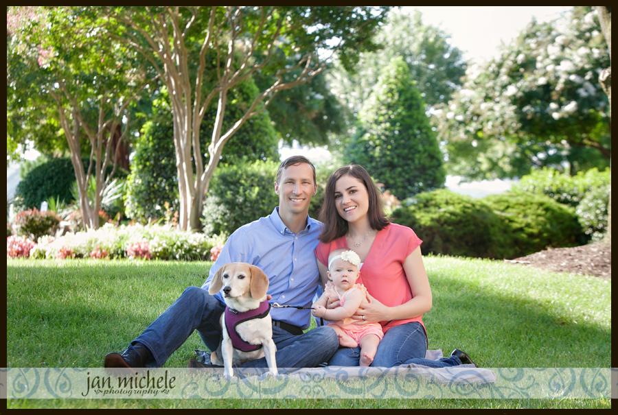 06 DelRay Alexandria Family Photo