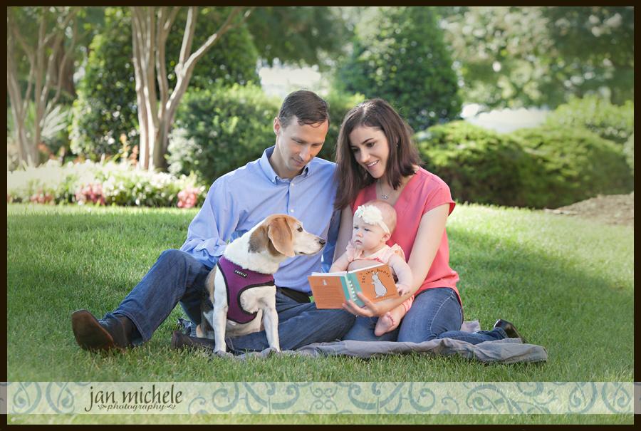 07 DelRay Alexandria Family Photo