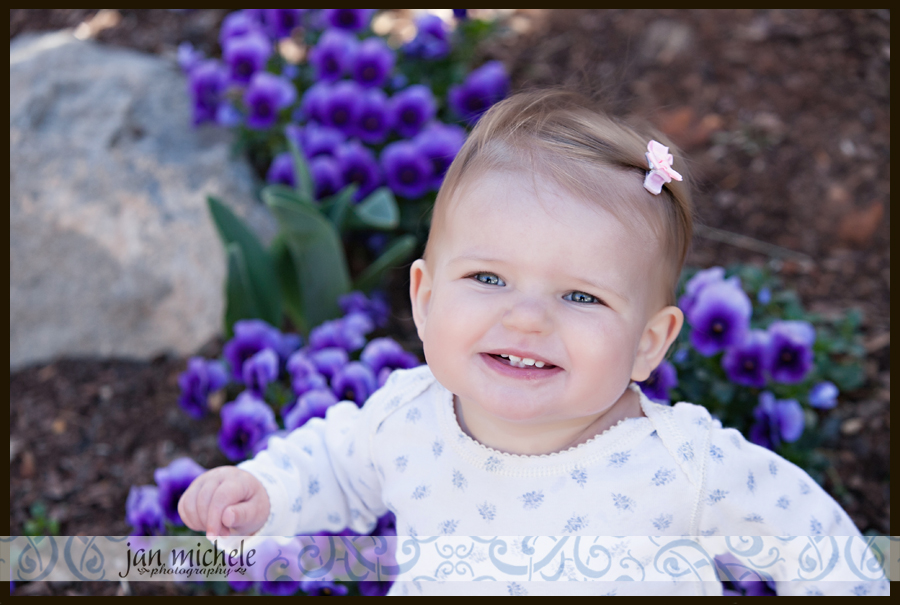 Spring child professional photo Old Town Alexandria 12