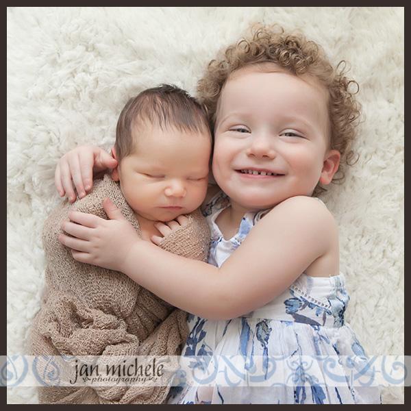 006 McLean VA Newborn Photos