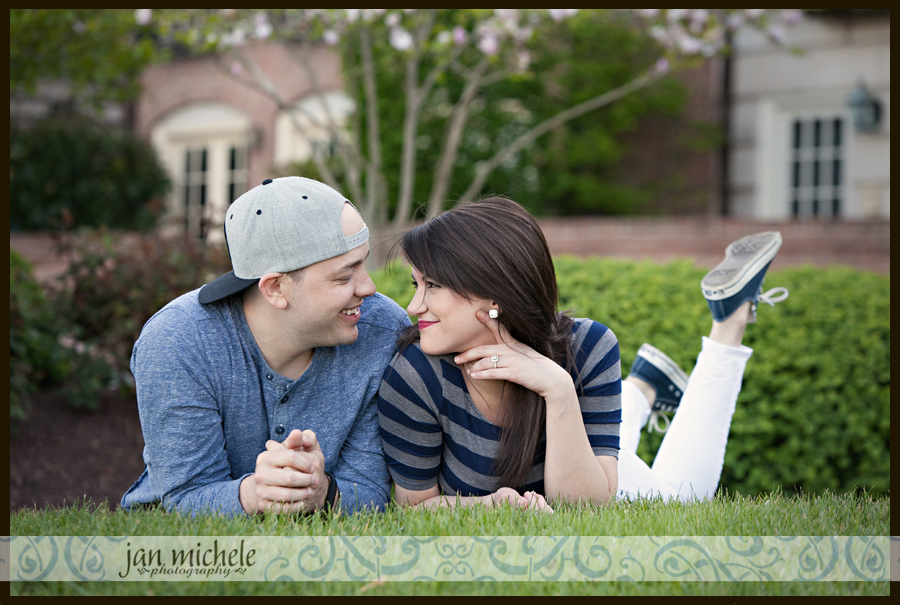 12 Old Town Alexandria Engagement Pictures