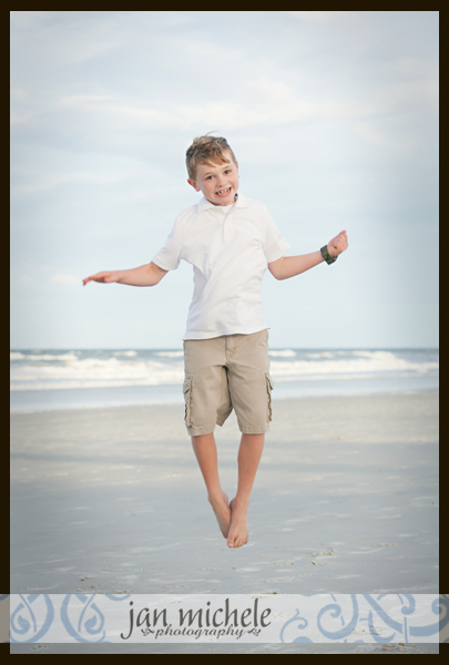040 Jacksonville Beach Florida Kids Photos
