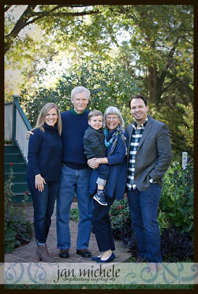 006 Fall Family Pictures Green Spring Garden Fairfax Virginia