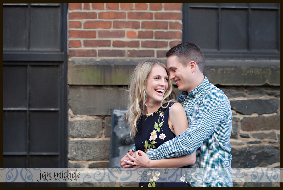 01 Engagement Photos Georgetown Washington DC