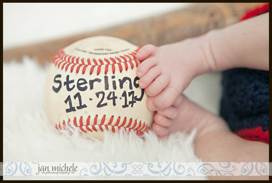 020 Baseball themed baby nursery