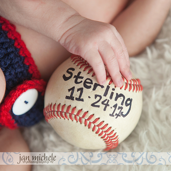 022 Baseball themed baby nursery