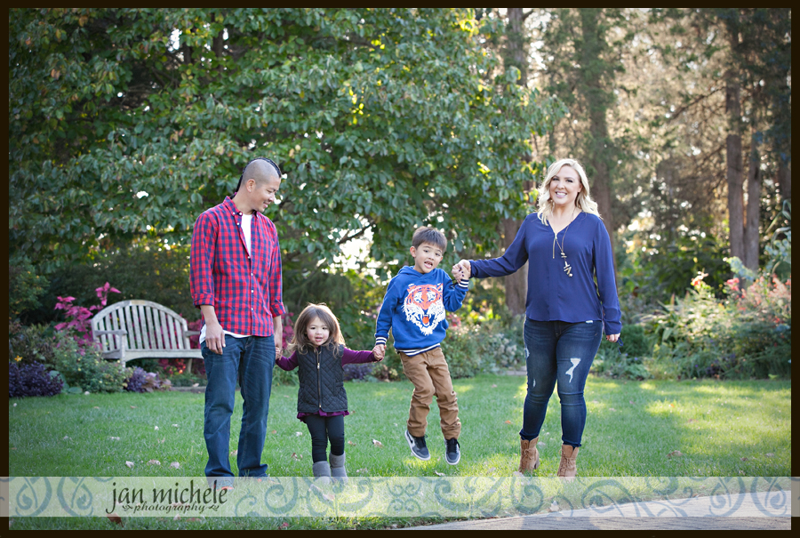 Green Spring Garden Fairfax Va Family Photographer Jan Michele Photography