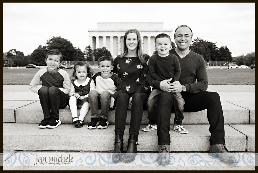 02 Washington DC Professional Family Photo