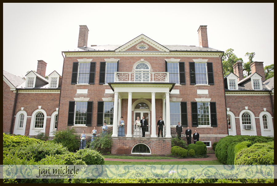 5044 Woodlawn Wedding picture