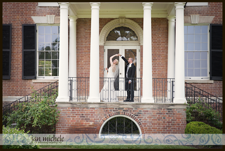 5050 Woodlawn Wedding picture