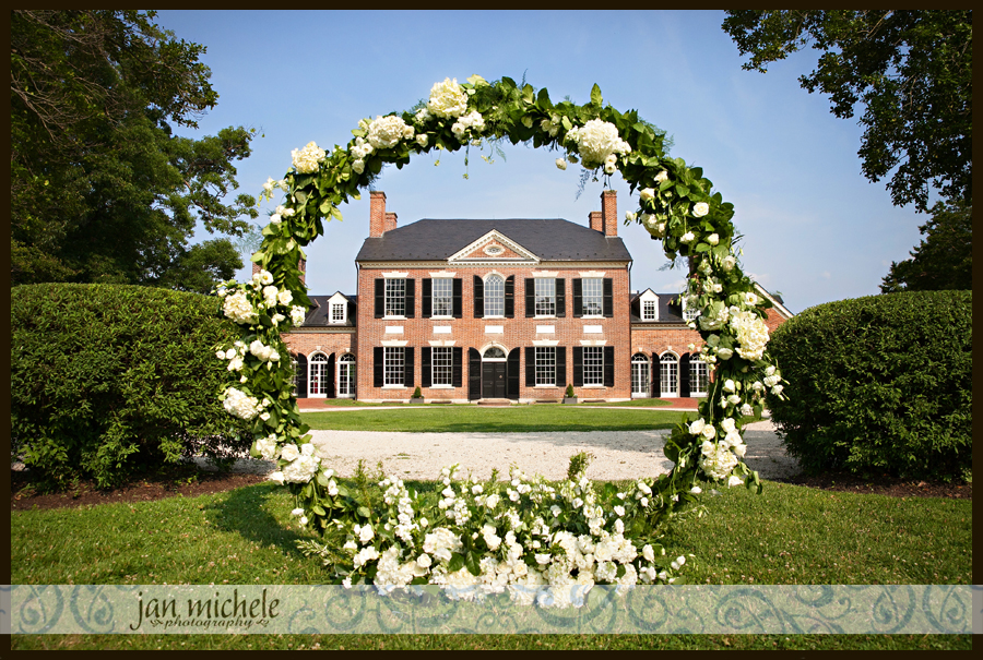 6008 Woodlawn Wedding picture