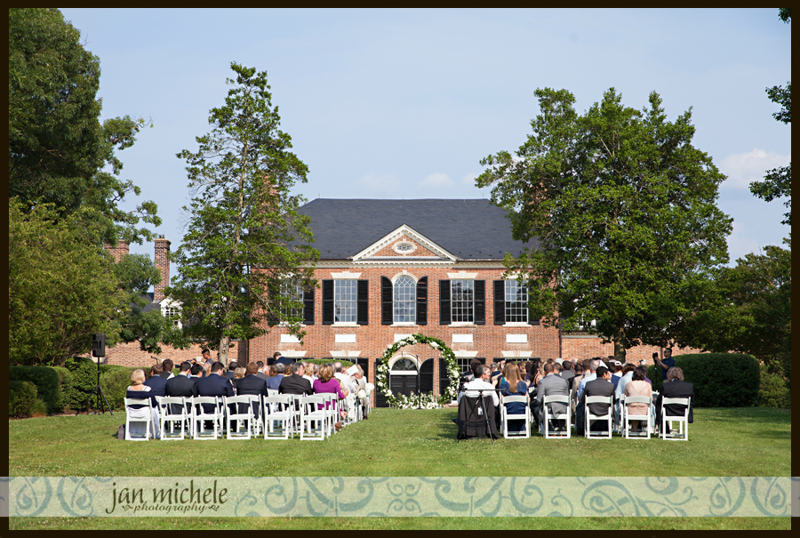 6038 Woodlawn Wedding picture