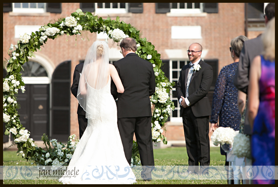 6075 Woodlawn Wedding picture