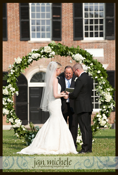 6125 Woodlawn Wedding picture