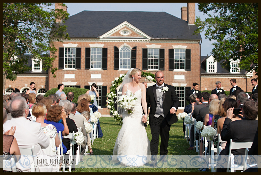 6151 Woodlawn Wedding picture