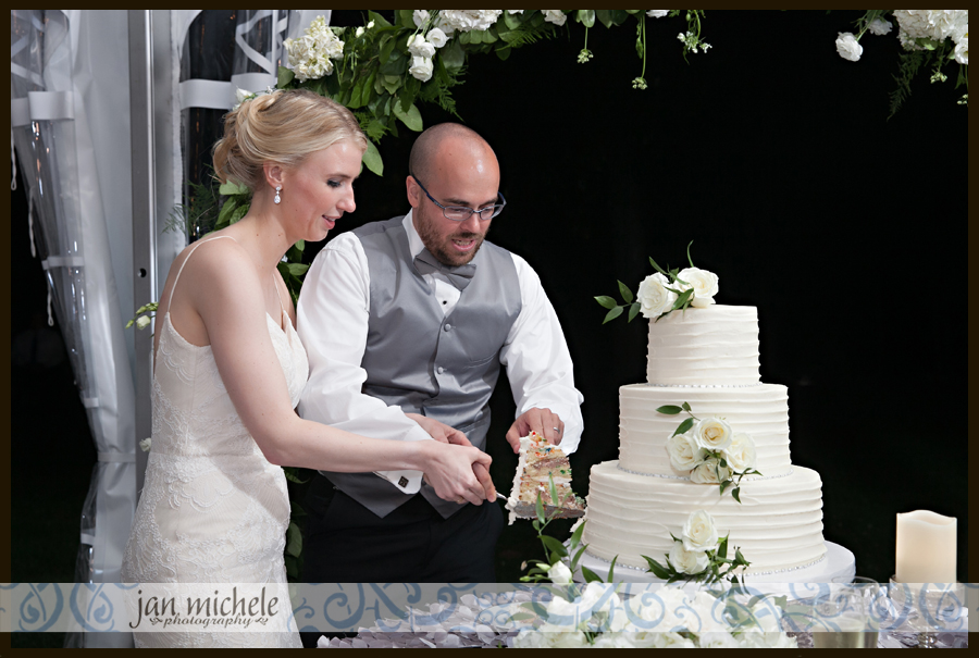 8241 Woodlawn Wedding picture