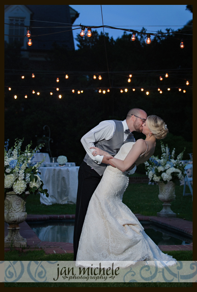 8308 Woodlawn Wedding picture